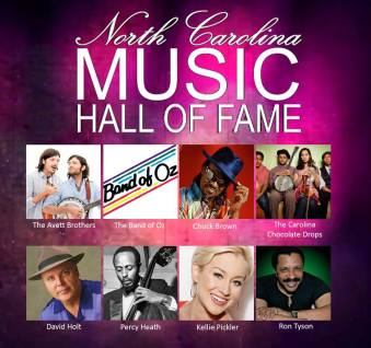 North Carolina Music Hall of Fame Museum is located in Kannapolis, NC