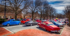 Kannapolis Cruise-In floods the downtown streets with classic cars